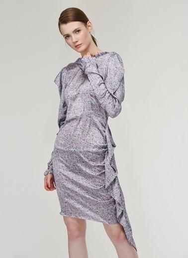 Nenuphar Atelier Elbise Lila